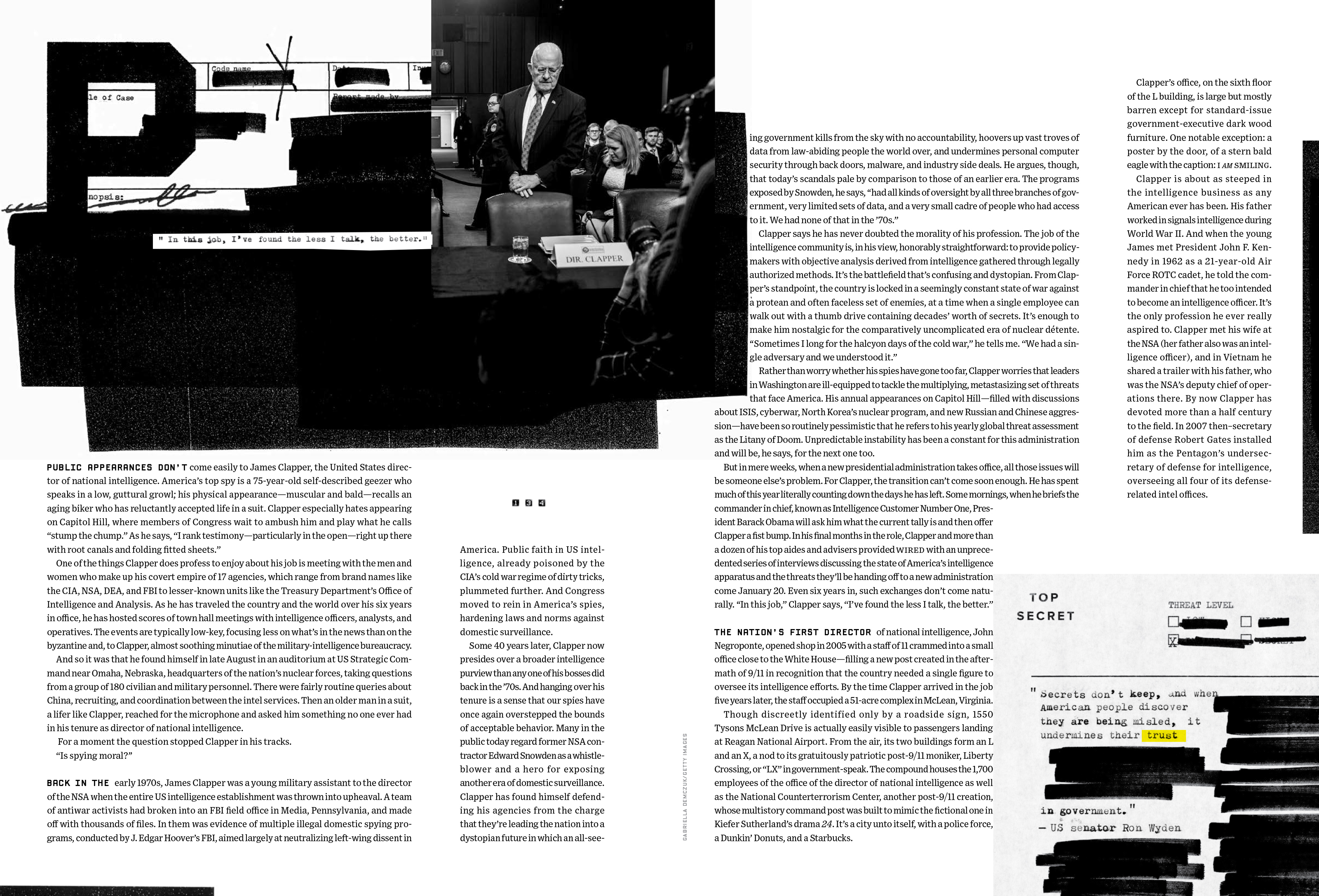 WIRED Magazine on Behance