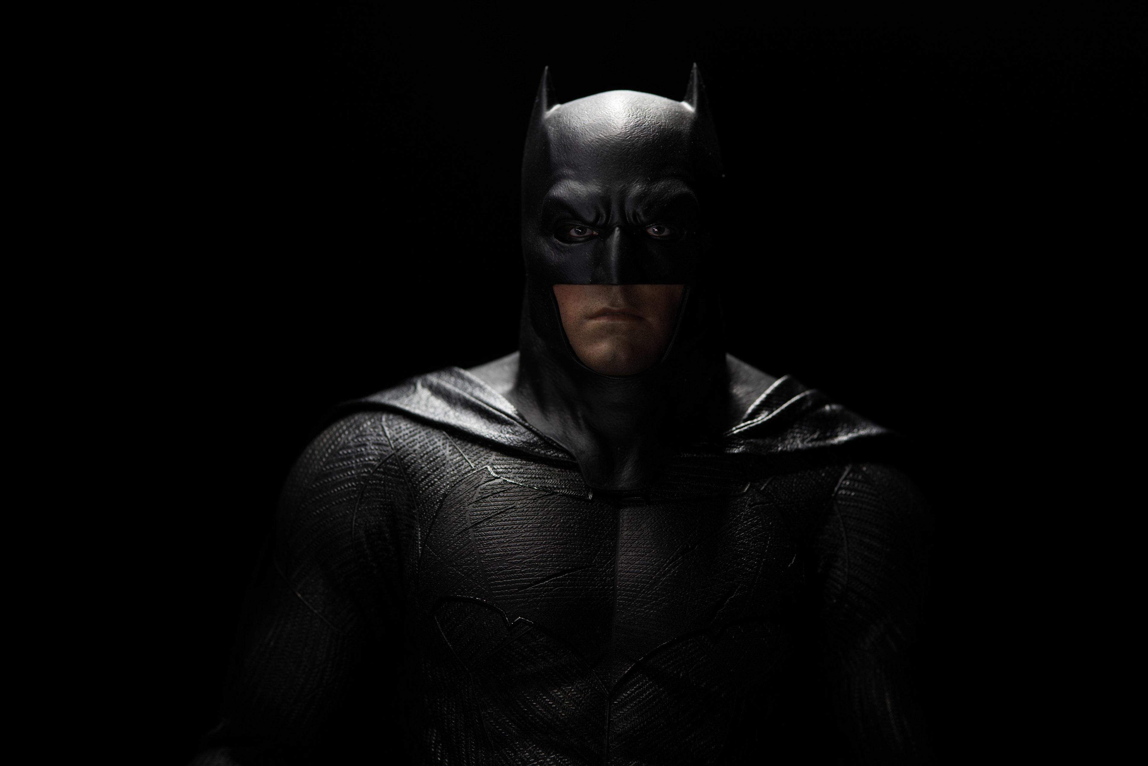 Batman Batman V Superman Hot Toys Sideshow On Behance