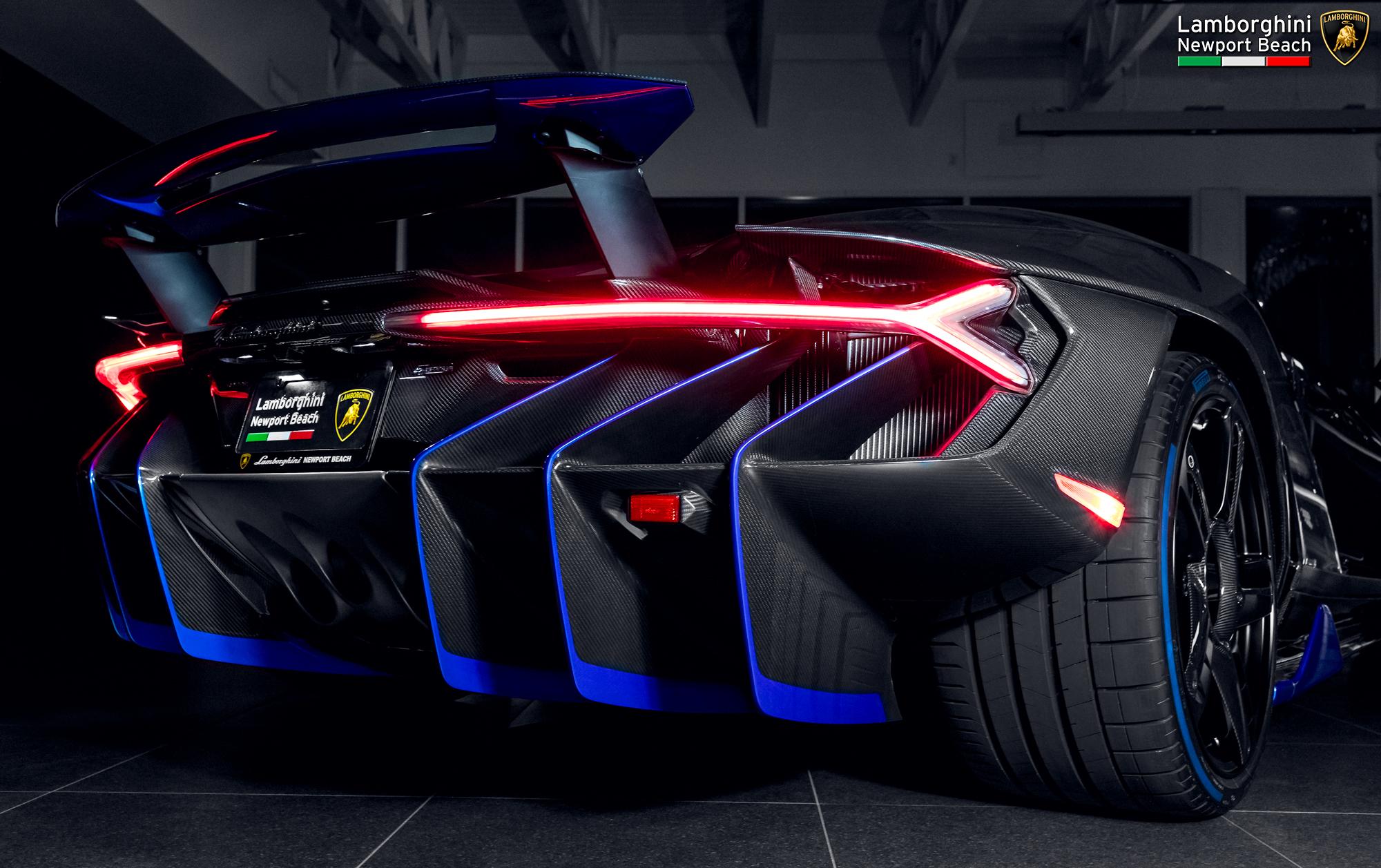 Lamborghini Centenario Lamborghini Newport Beach On Behance
