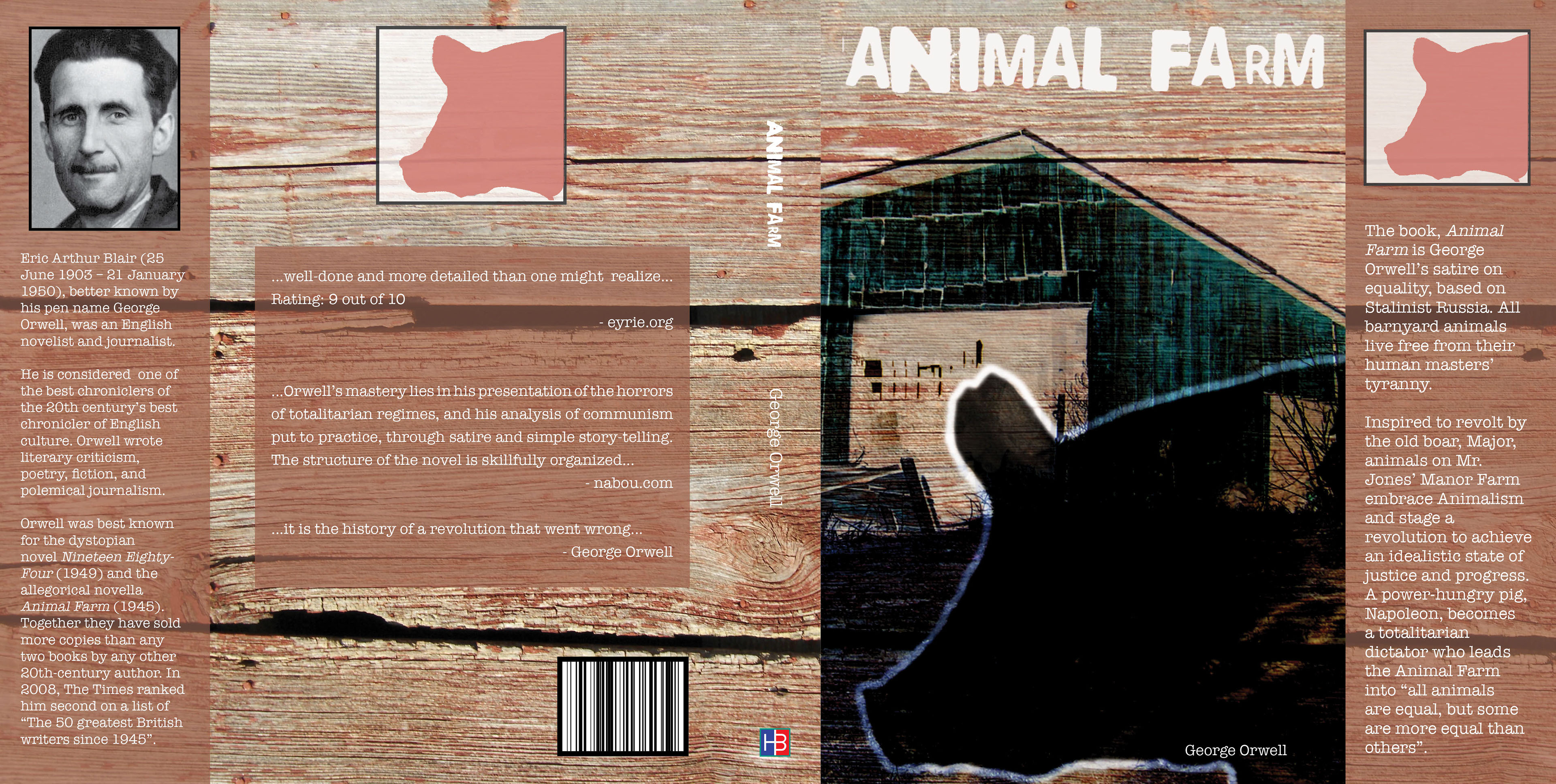 animal farm structure analysis