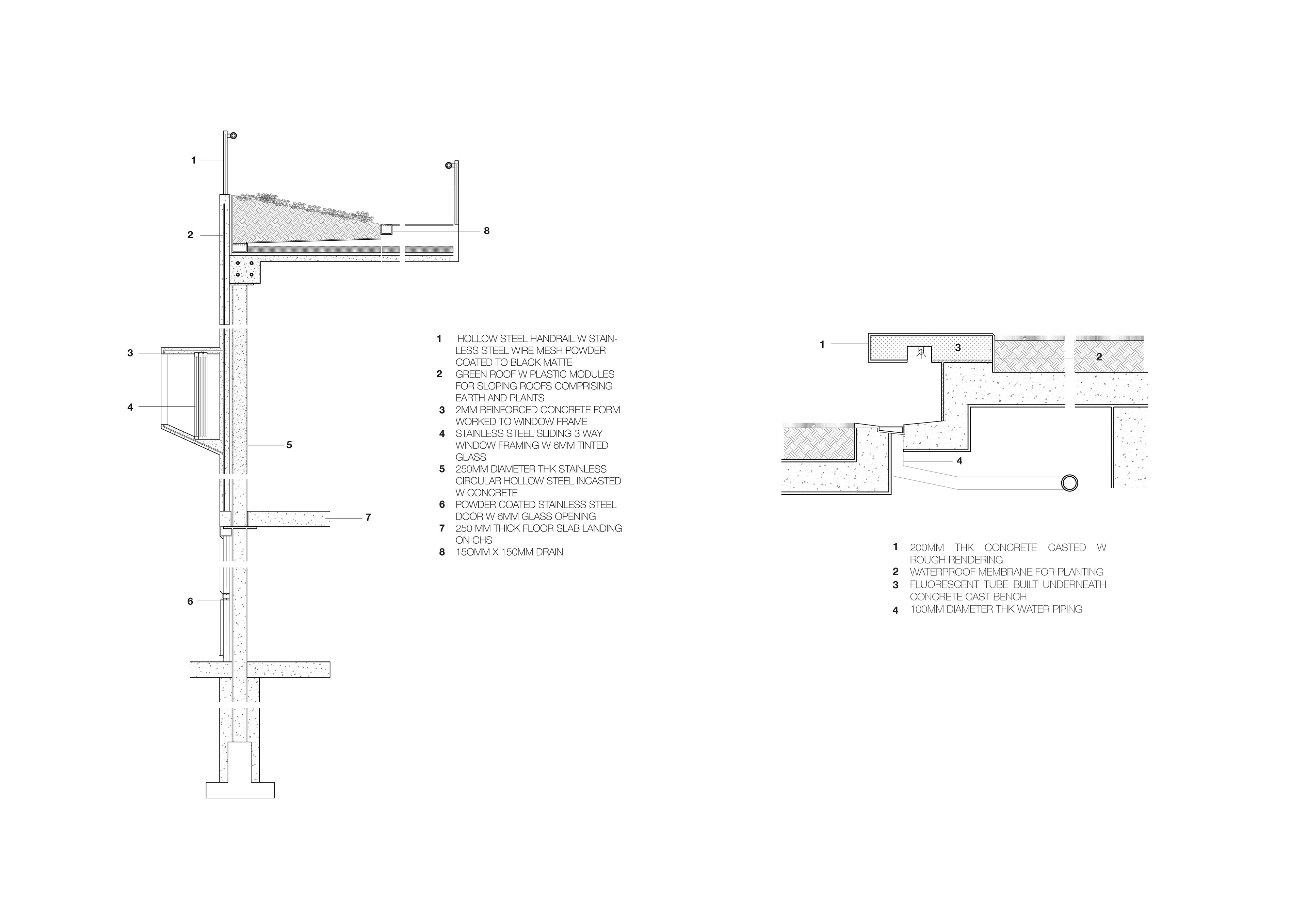 Project 6 Pudu Urban Community Centre On Behance Stainless Steel Wire Diagram