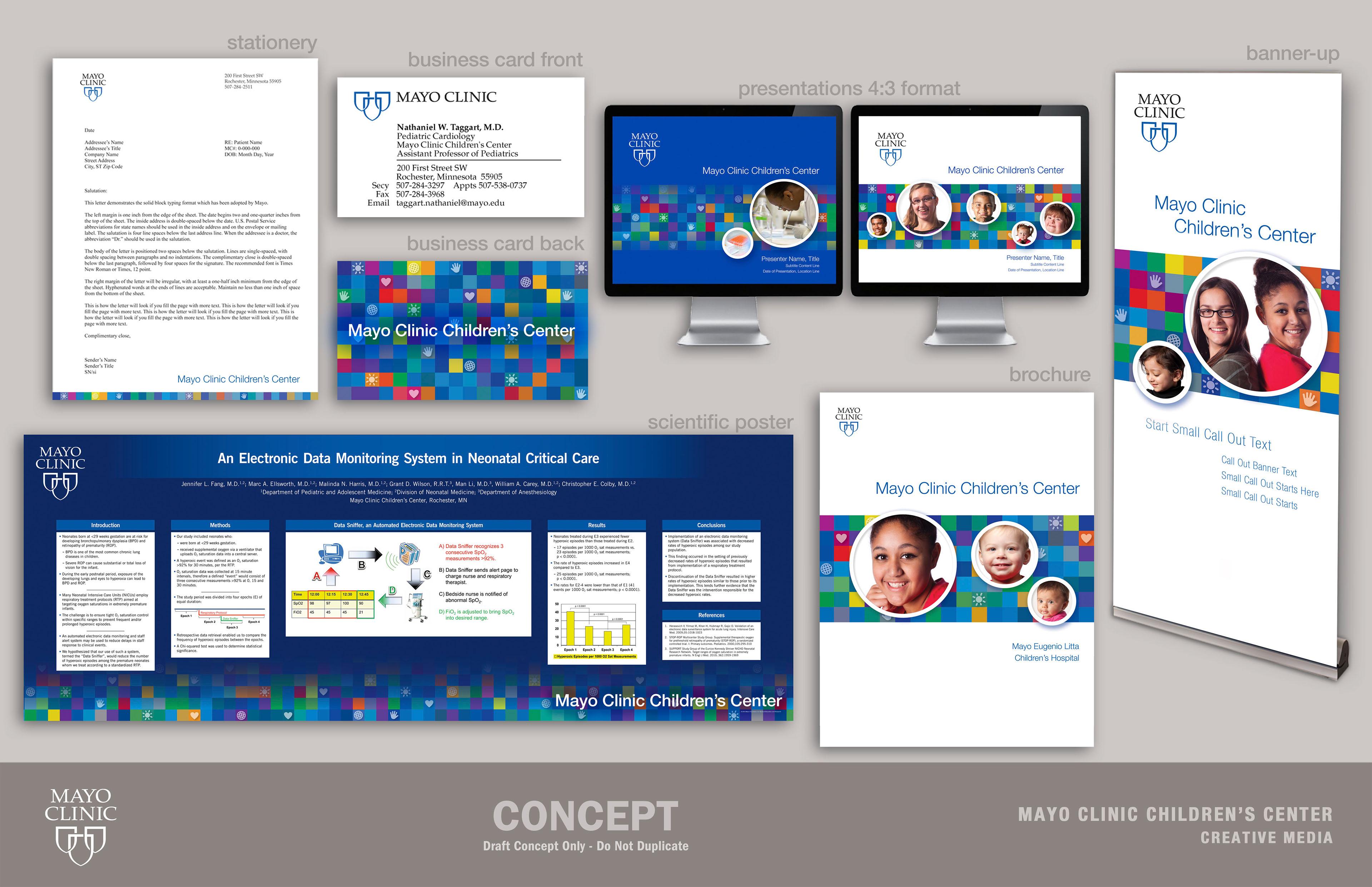Abby Bradford - Mayo Clinic Children's Center Concepts