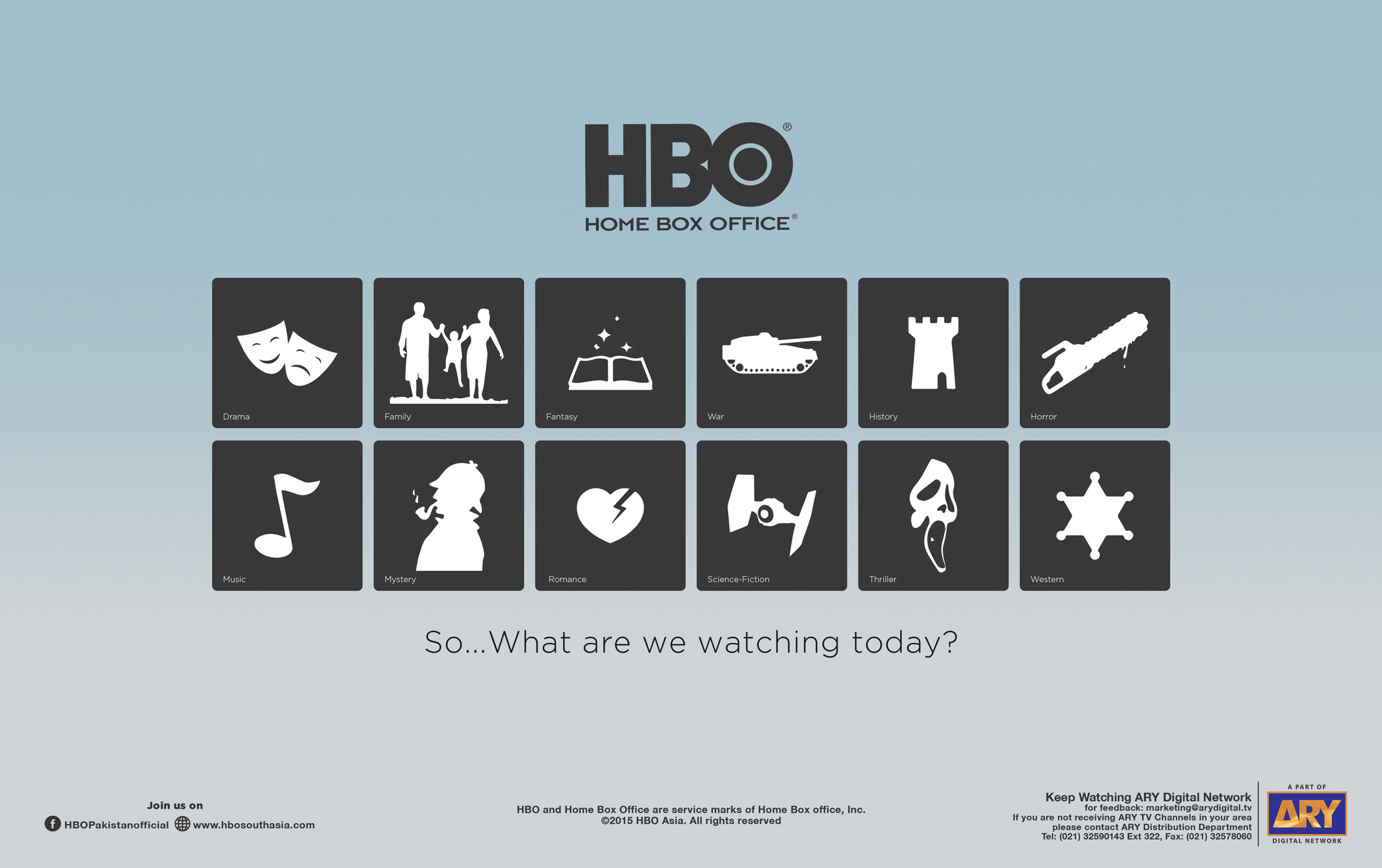HBO Magazine Ads On Behance