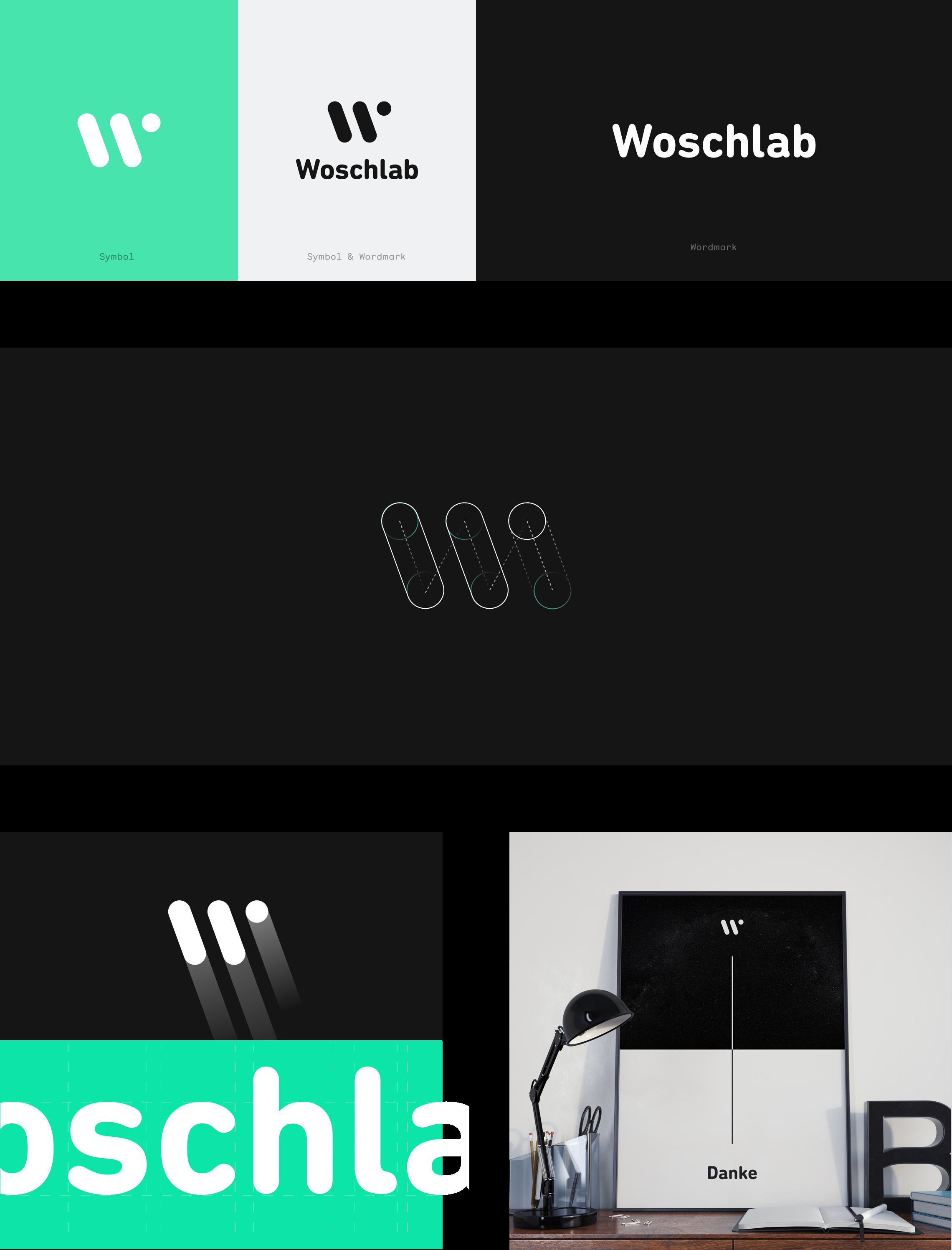 Woschlab Branding on Behance