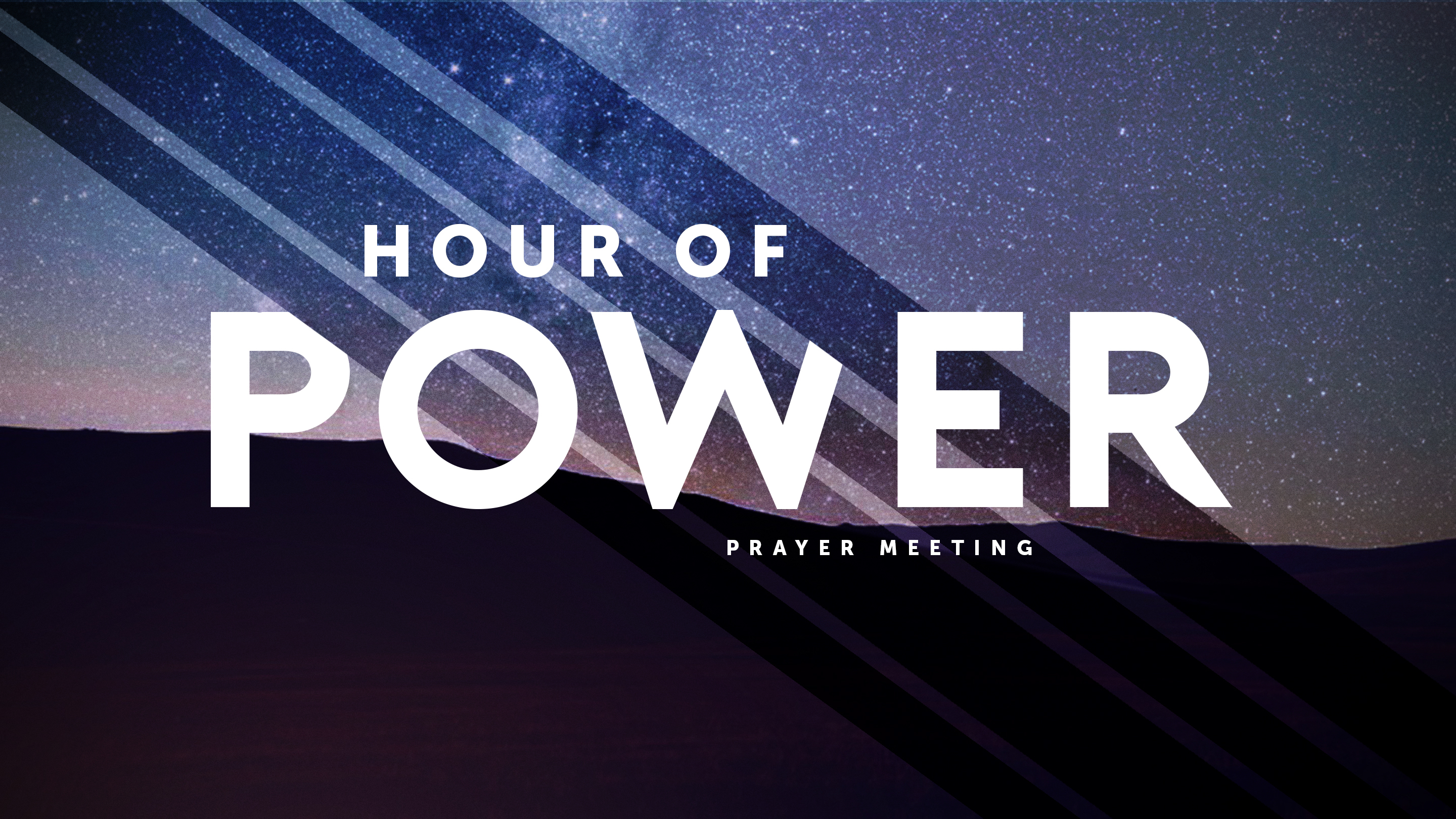 Artwork I Designed To Promote A Monthly Prayer Meeting For The Peninsula  Pentecostals