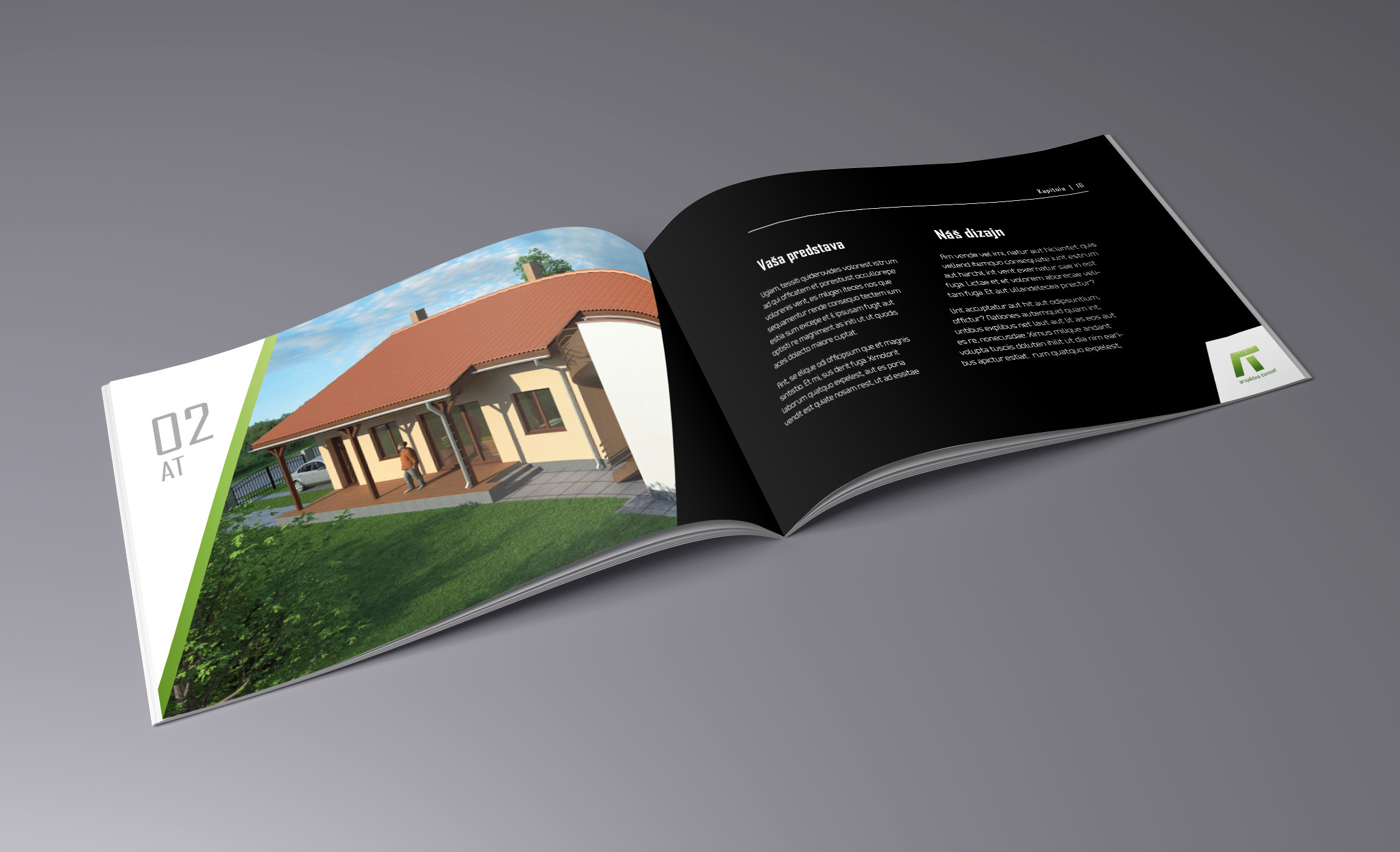 AT Architecture Visual Identity on Behance