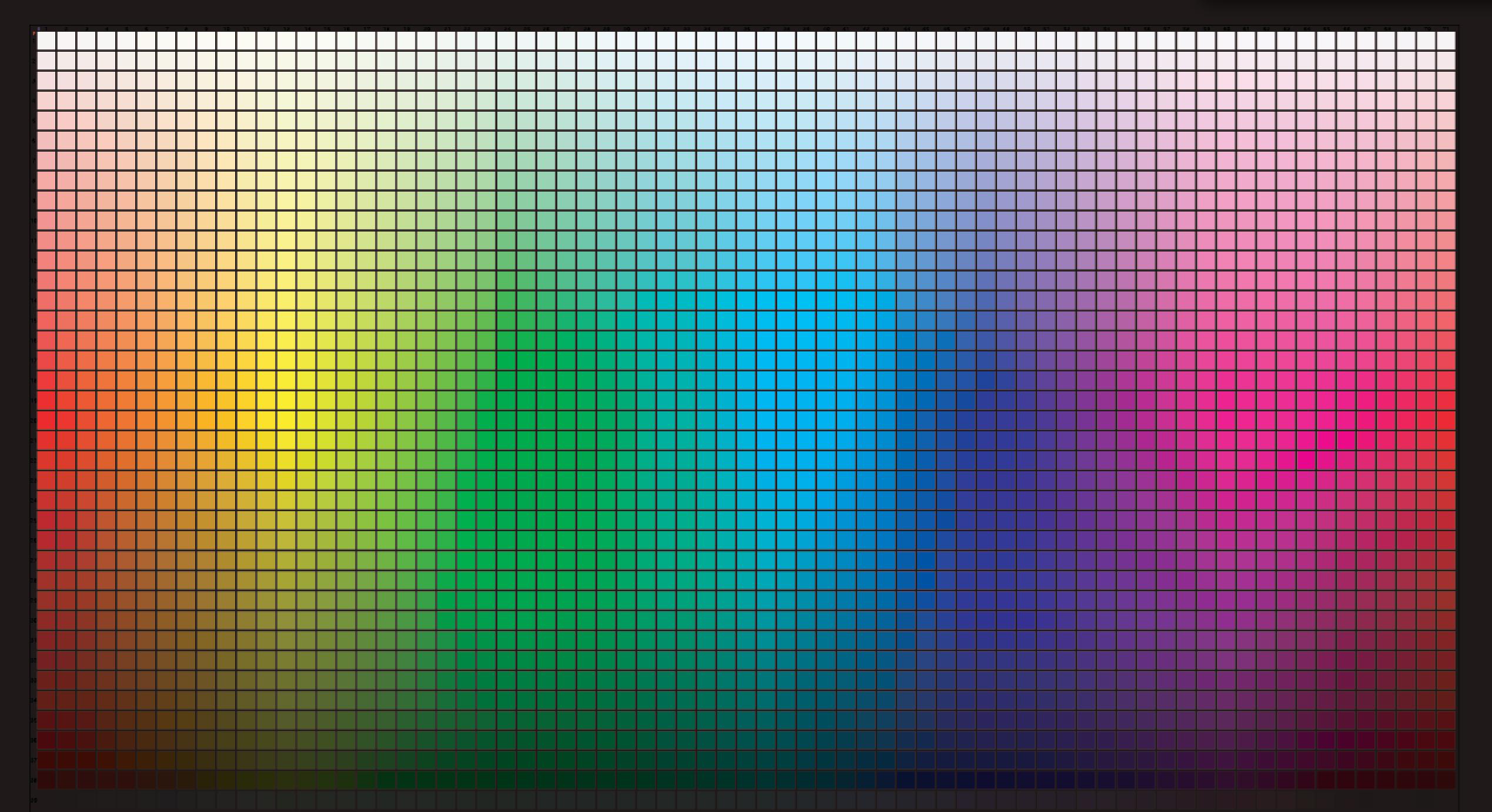 Как в cmyk сделать яркие цвета в кореле