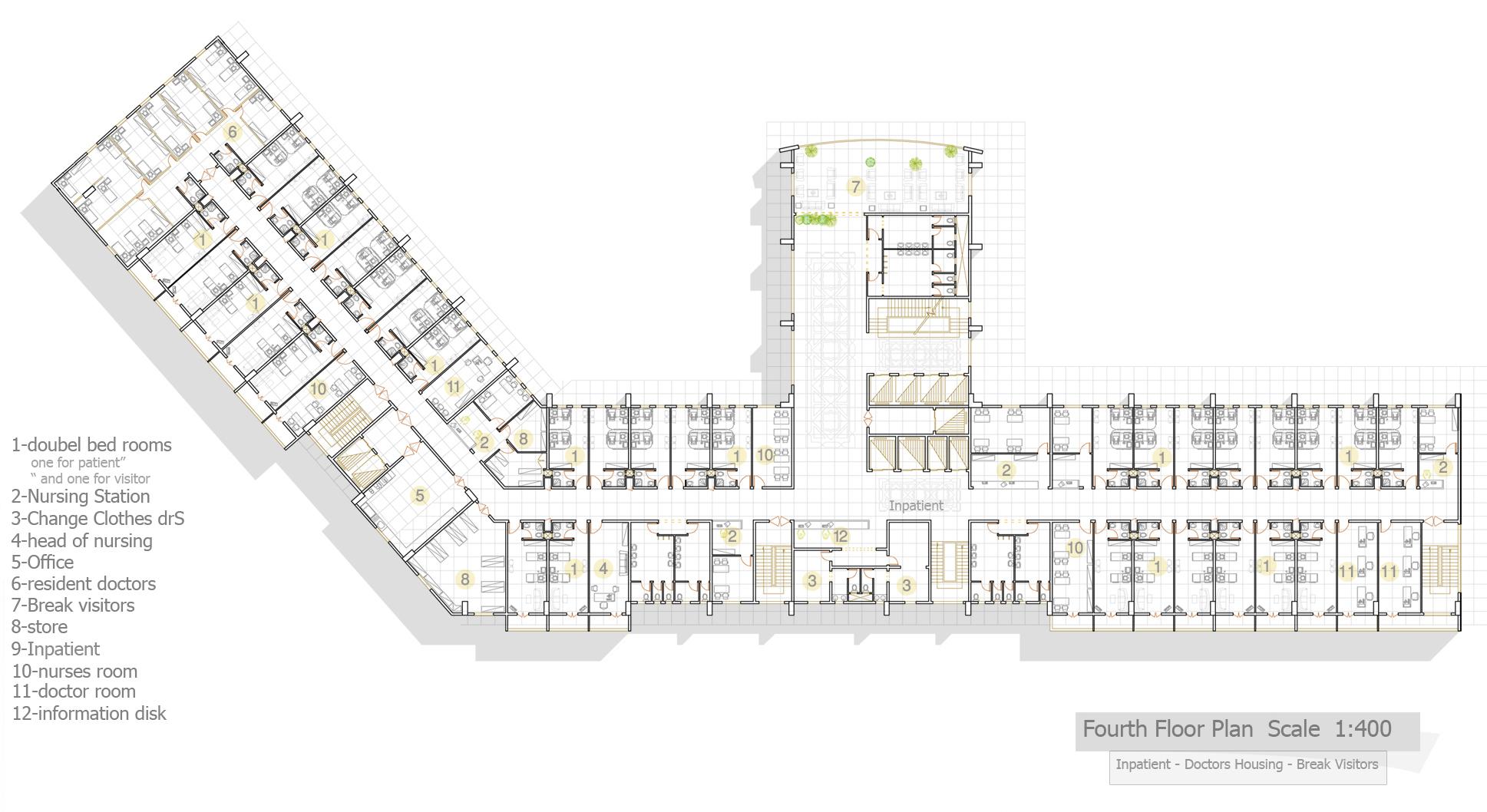 100+ [ Hospital Floor Plan ]