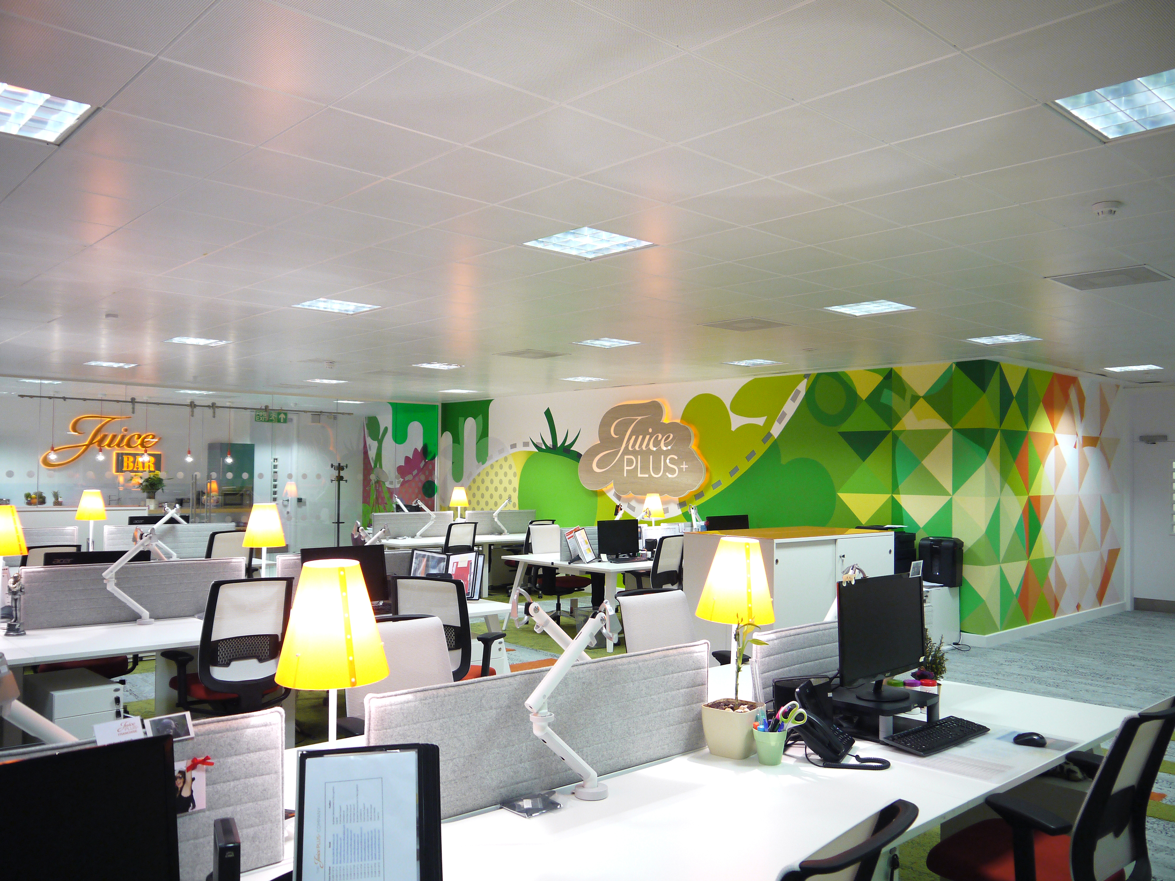 creative office environments. Creative Office Environments