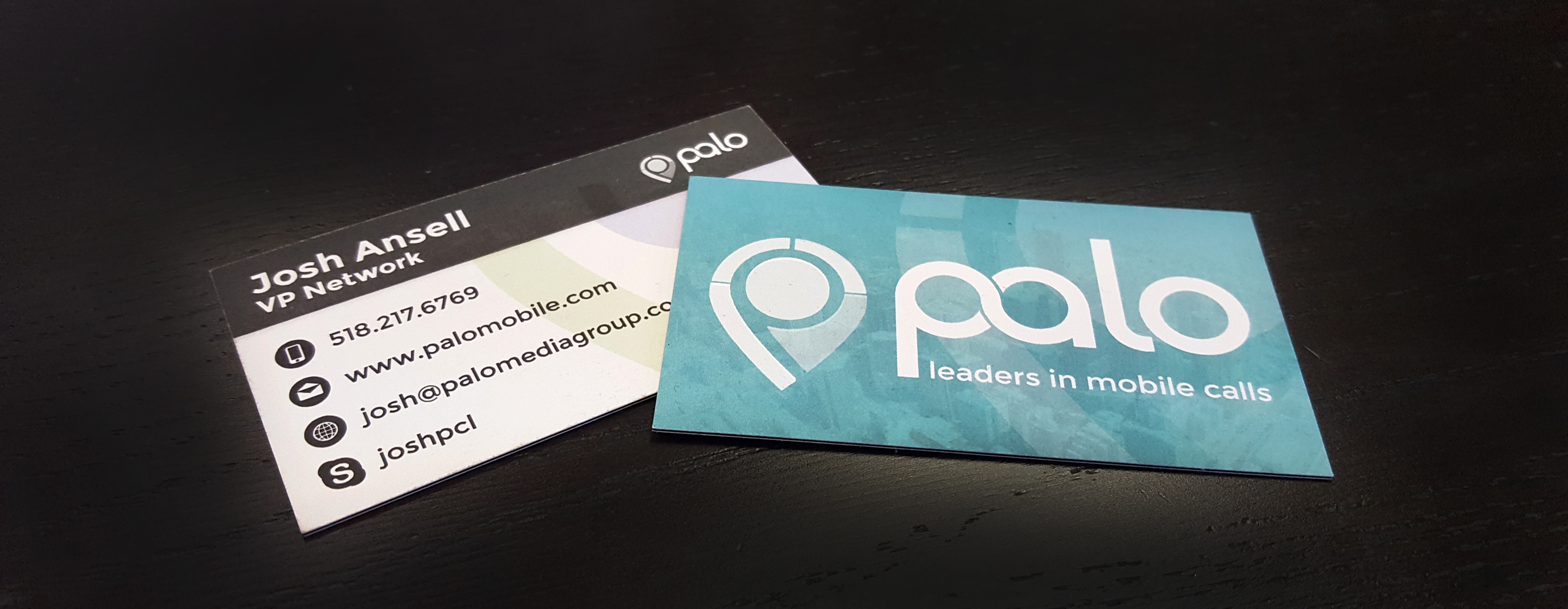 kodie beckley business cards palo mobile
