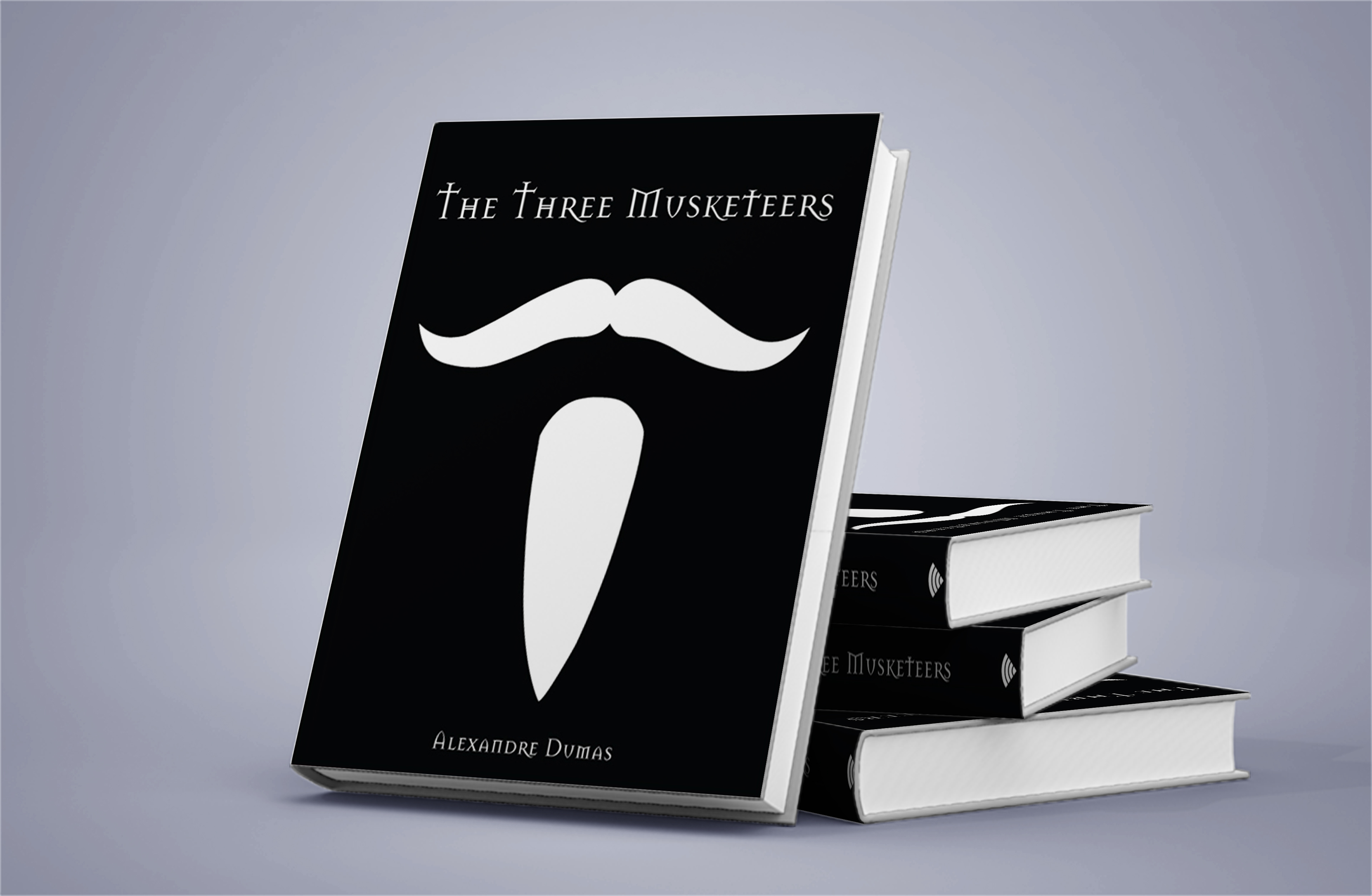 Book Cover The Three Musketeers On Behance