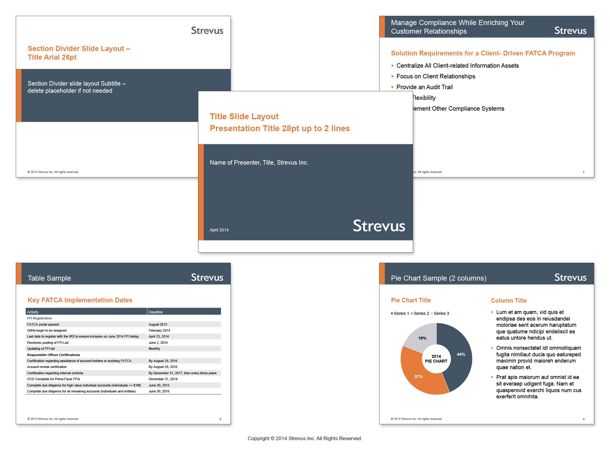 Strevus Inc On Behance
