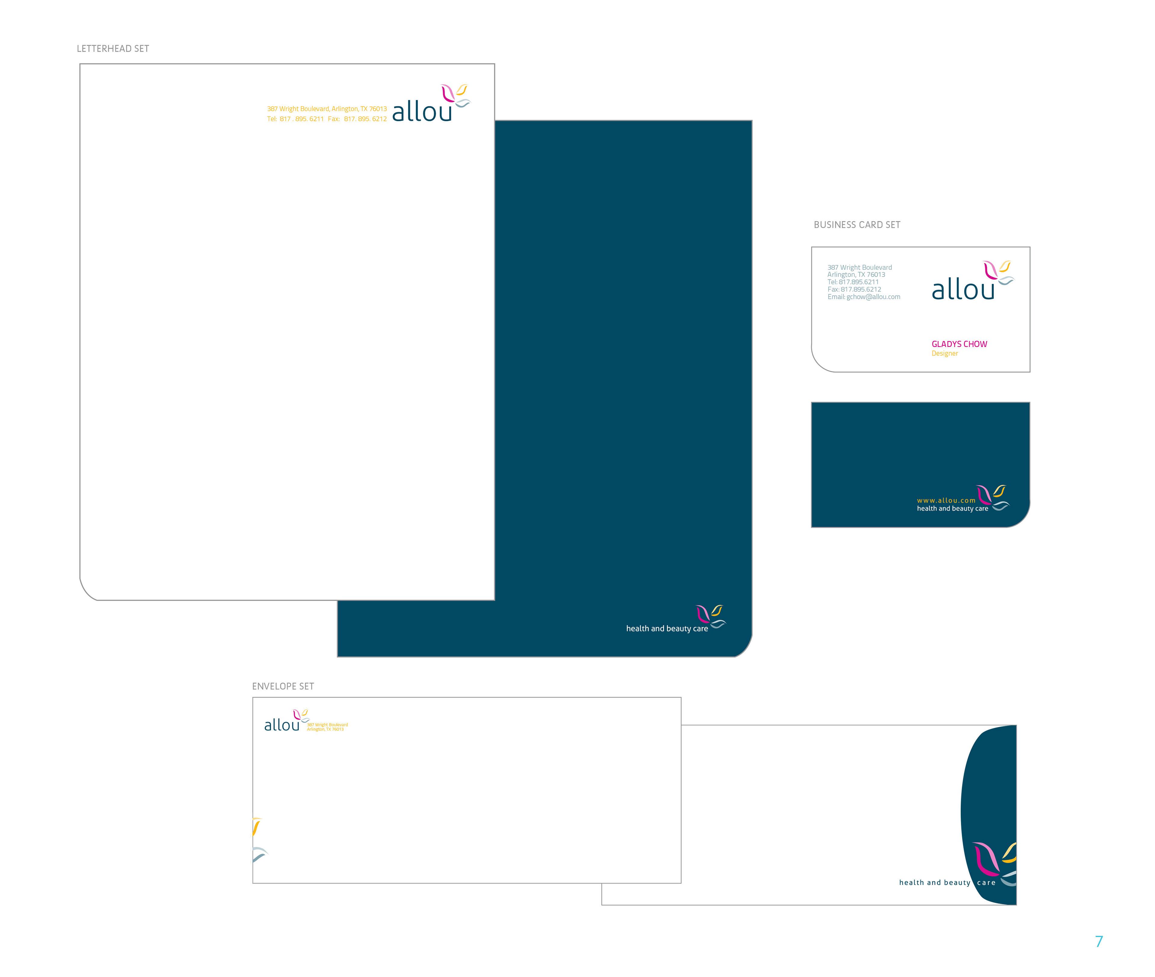 gladys chow design portfolio