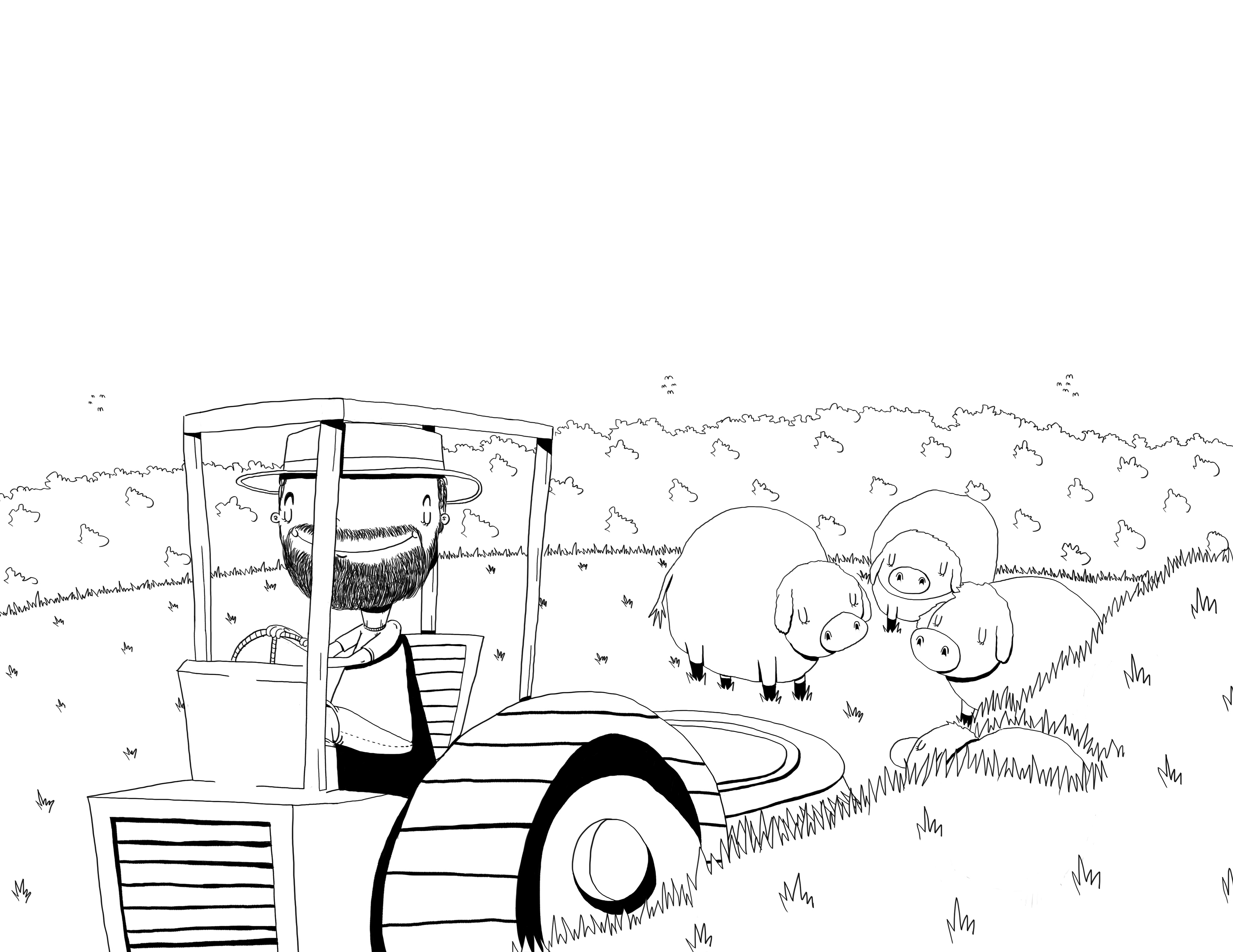 Coloring book download zip - Here Is A Download Of Mr Ernie Makes A Farm Coloring Book For Freeeeeeeee Follow The Link To Dropbox To Download The Zip And Get Your Color On