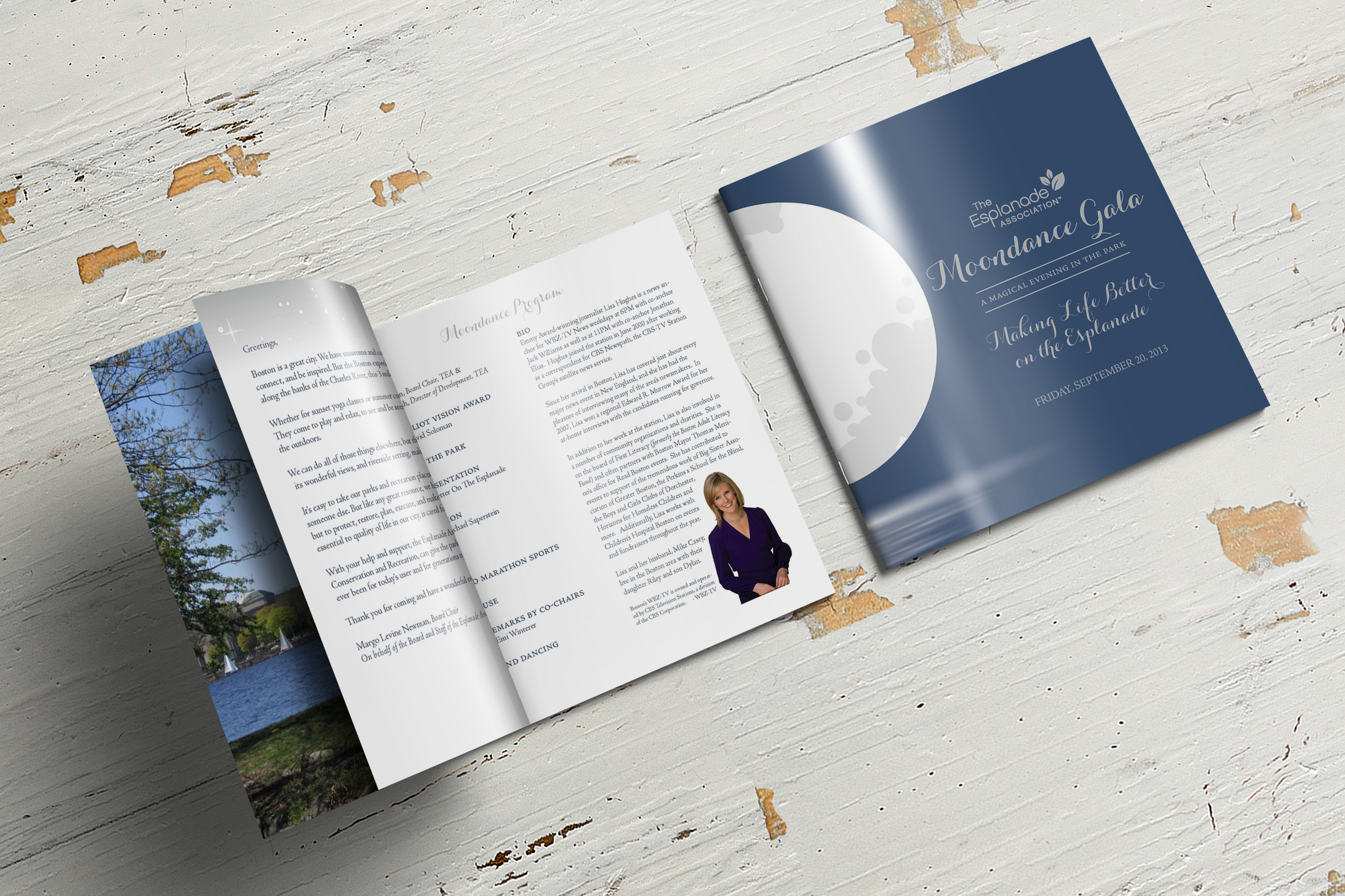 Vanessa Ray - Esplanade Association Program Book