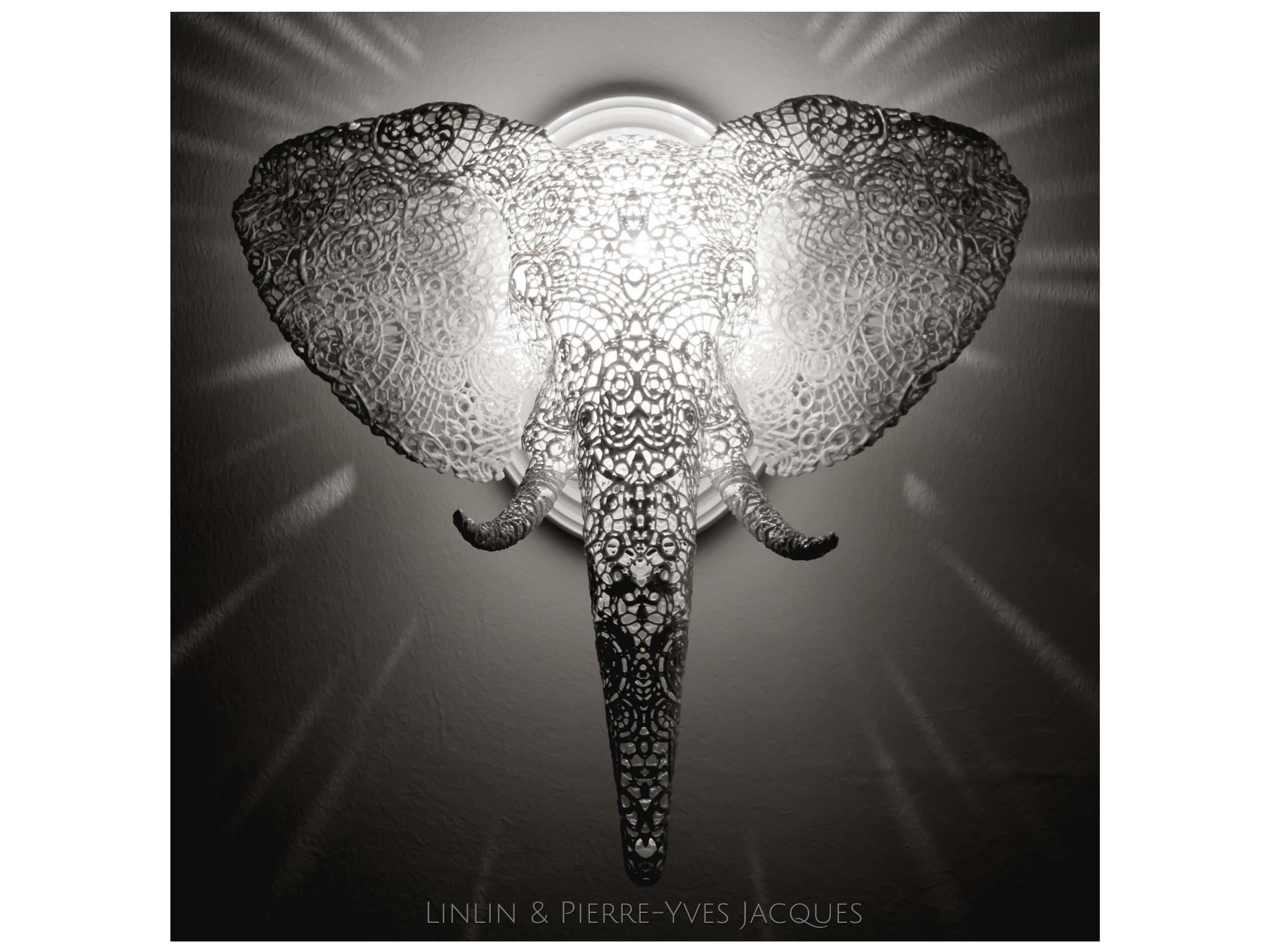 Elephant [Animal Lace]