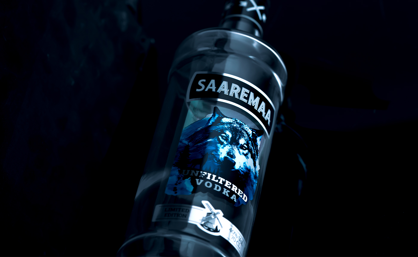 Saaremaa Vodka - Unfiltered
