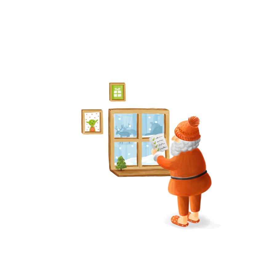 Santa is Ready, Ho Ho Ho!