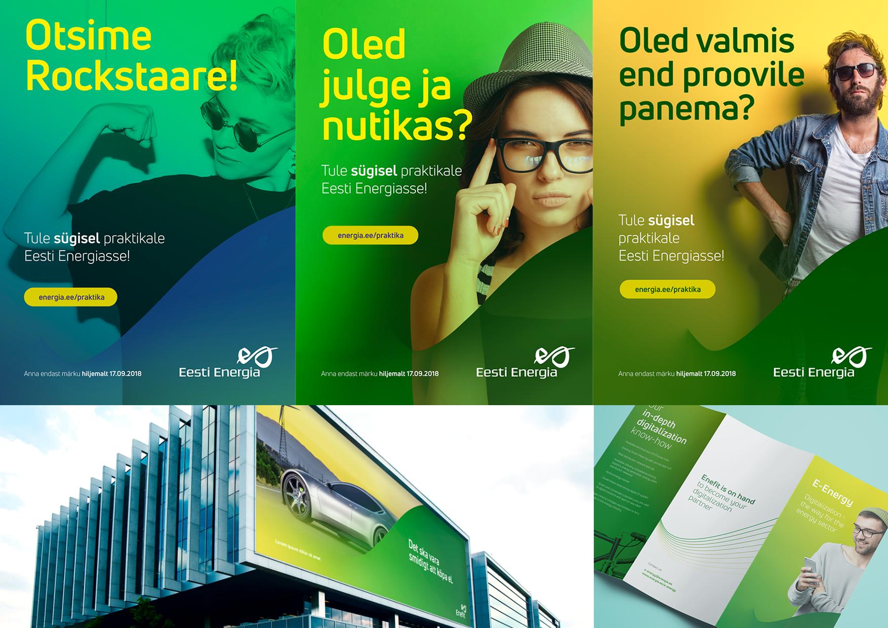 Enefit –Rebranding