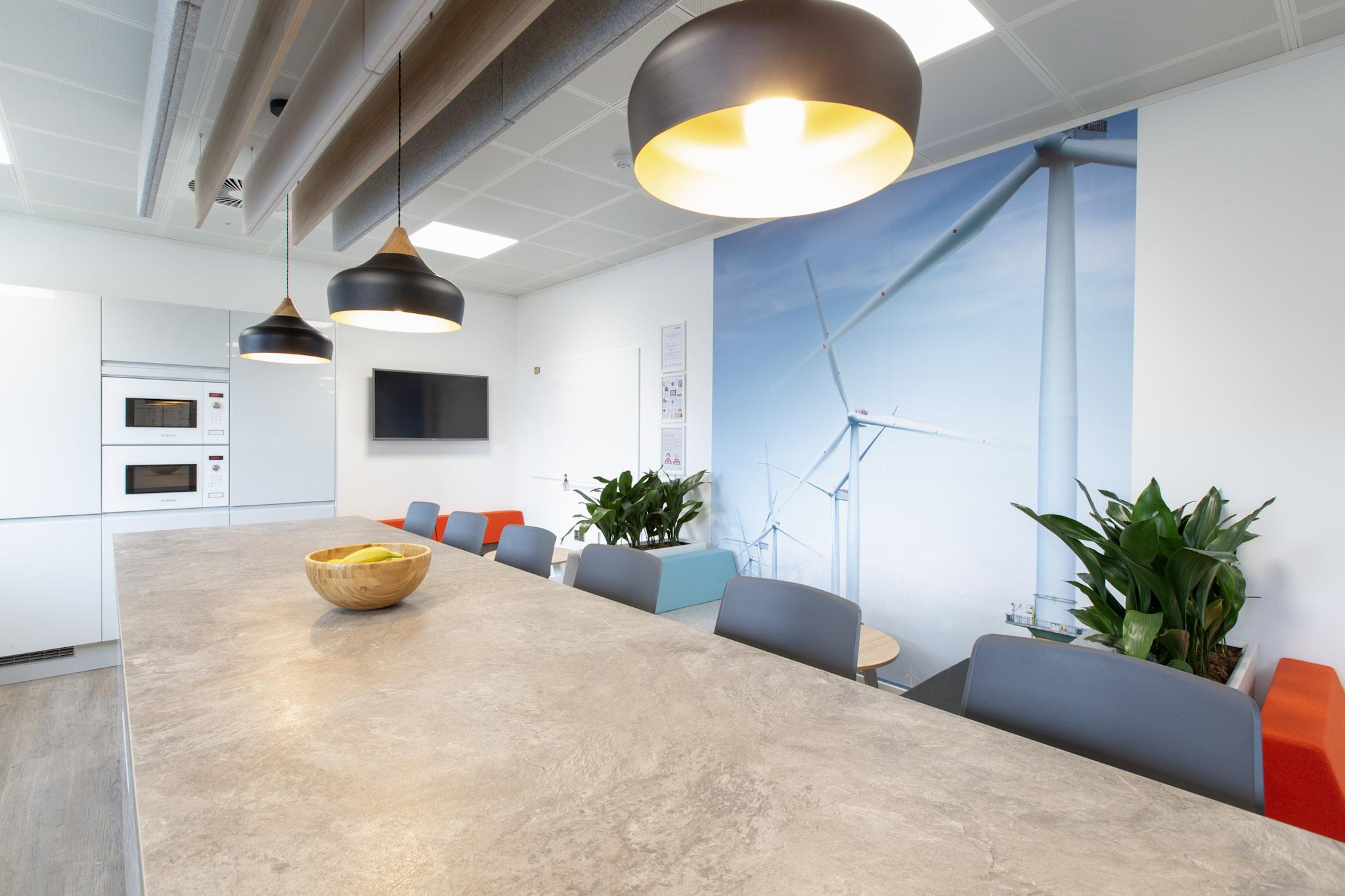 Contemporary Office interiors
