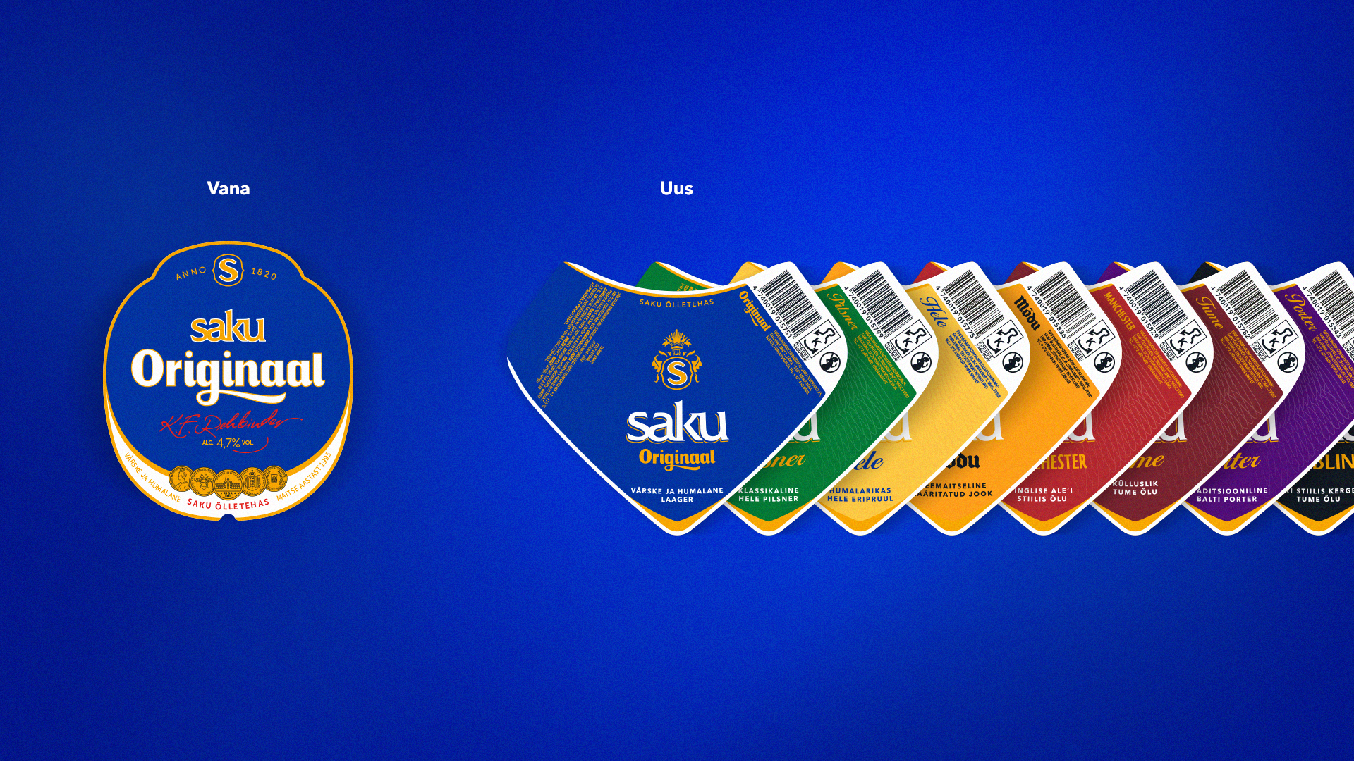 Saku – Rebranding