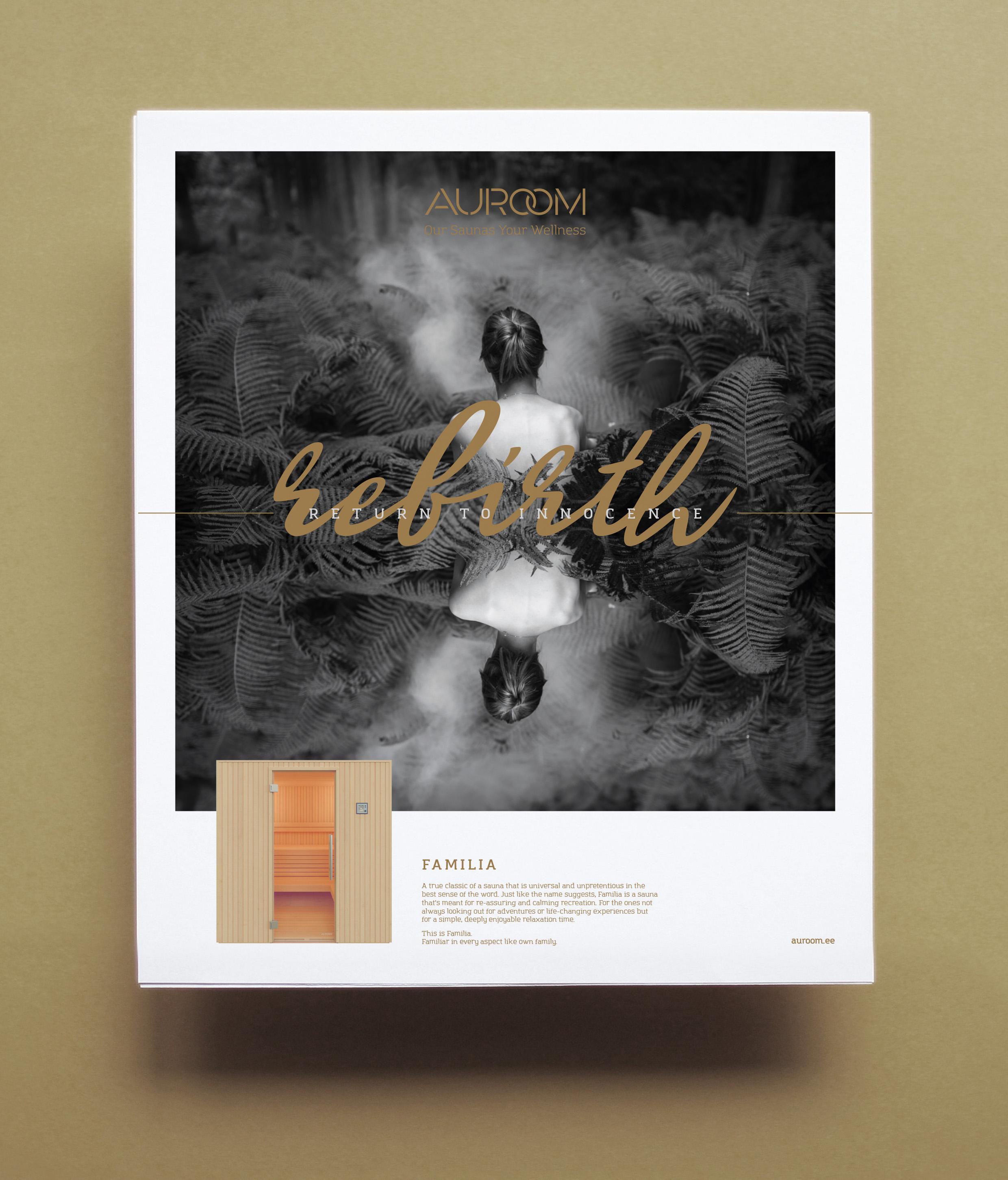 Auroom – Rebirth