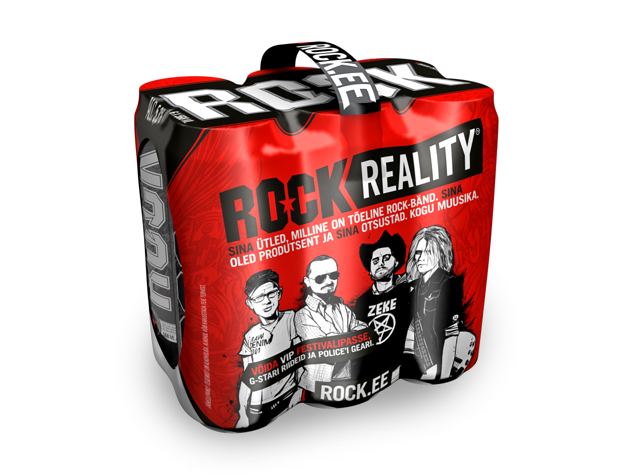 Rock – Reality