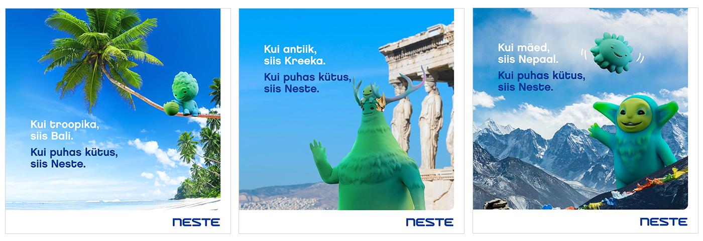 Neste – Purest Fuel