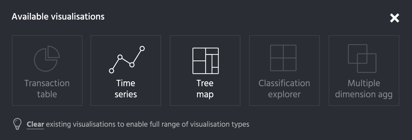 Icons in use