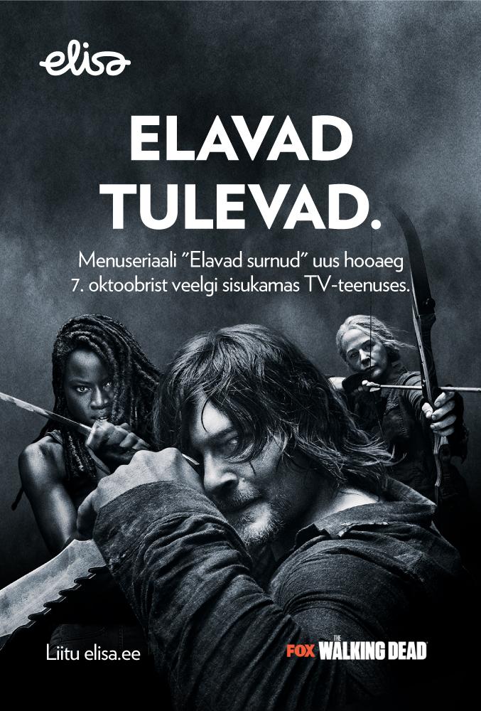 Elisa - The Walking Dead