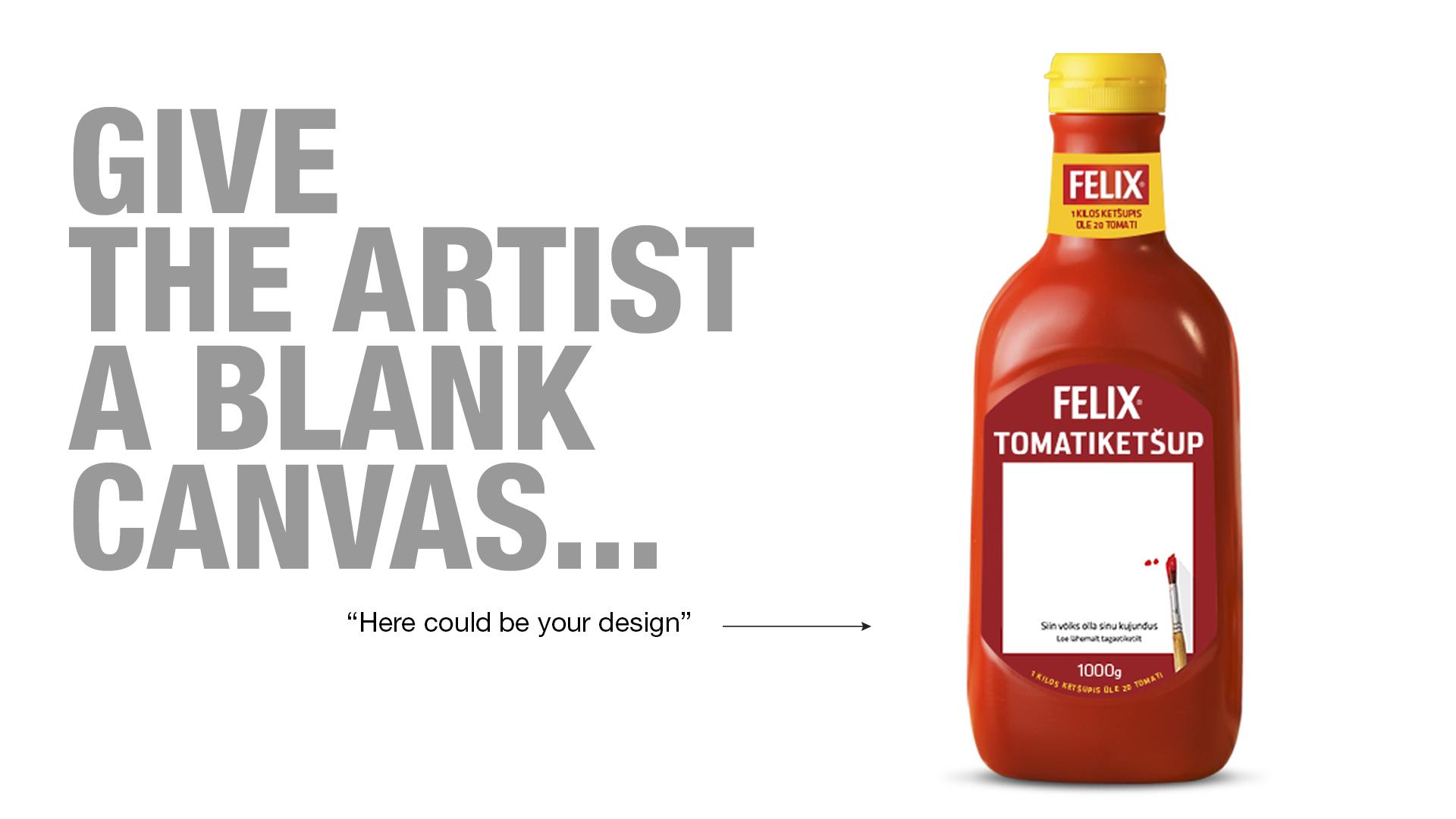 Felix Makes You an Artist 2014