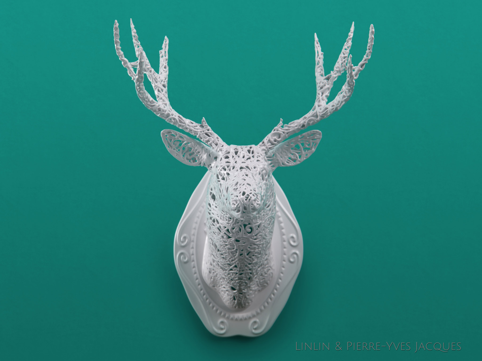 Deer [Animal Lace]