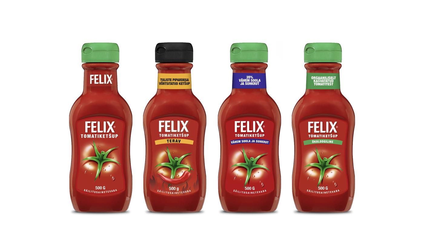 Felix – Relaunch