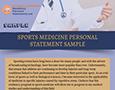 Pediatric Cardiology Personal Statement Sample on Pantone