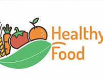 HEATHY FOOD ( IMAGEN CORPORATIVA)