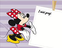 MINNIE'S SECRET DIARY