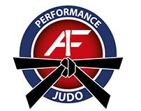 Logo AF Performance Judo