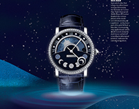 Out Of This World - Moonphase watches