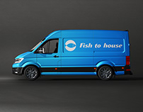 Fish to house