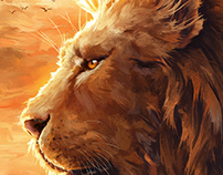 Lion King - DMR exclusive poster.