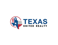 Texas real estate logo by aminul360