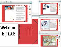 Realistic file-like website [LAR]