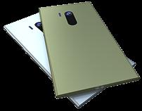 Microsoft Lumia 2000 concept