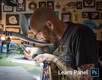 Matt Ritchie - Learn Panel