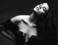 Naked Beauty — Glamour Magazine