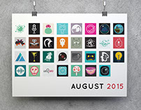 31 Days of Logos :: August 2015