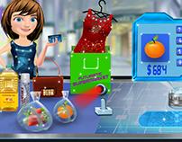 Super Market Game Marketing