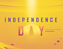 Independence Day! Free wallpaper :)