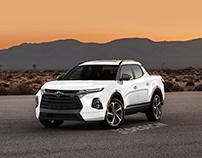 Chevrolet Montana 2023
