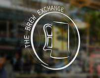 The Brew Exchange Branding